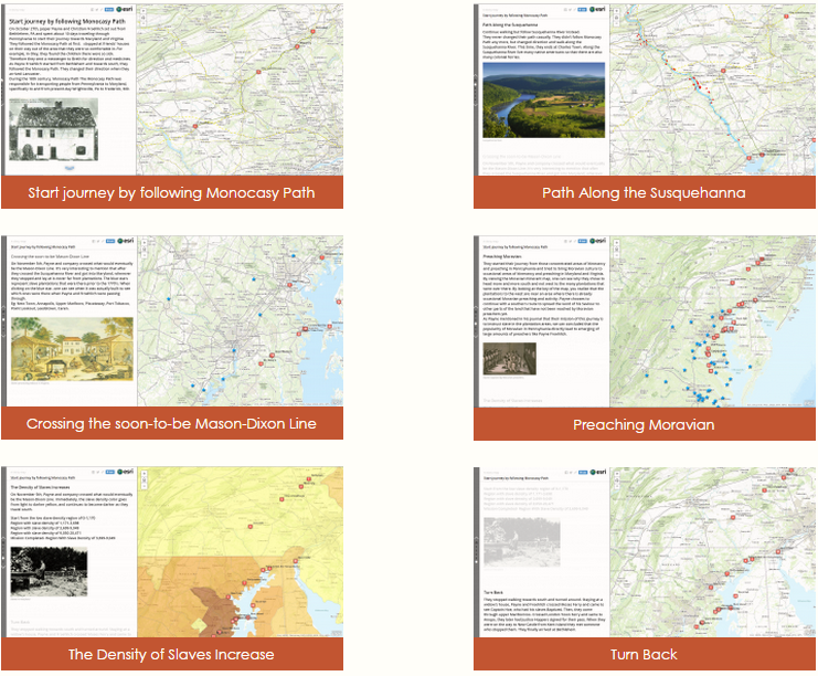 GIS & Spatial thinking
